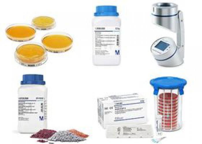 109875.0010 Bacillus cereus selective Supplement 10 vials