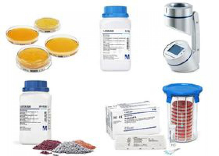 107228.0500 PEPTONE WATER (BUFFERED) FOR MICROBIOLOGY